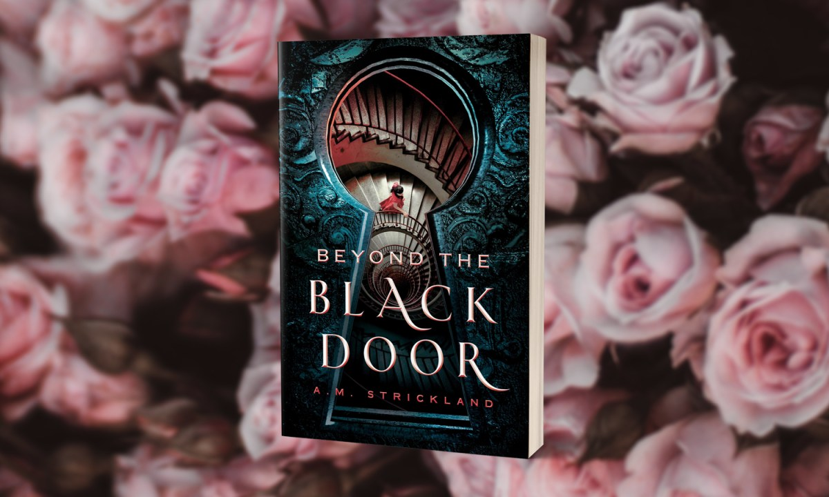 The Dark, Soulwalking Fantasy of Beyond the Black Door by A.M. Strickland