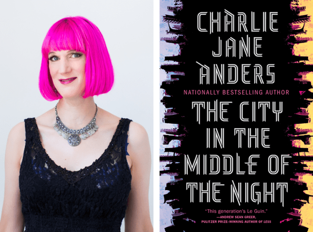 Sony TV Has Optioned Charlie Jane Anders' The City in the Middle of the Night