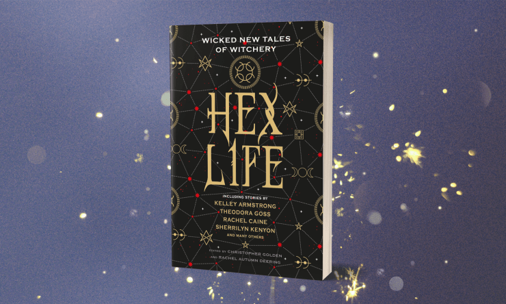 Blog Post Featured Image - Read an Excerpt from Hex Life, an Anthology of Witches and Witchcraft!