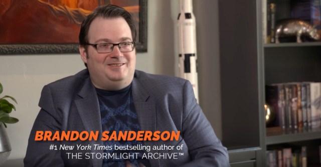Brandon Sanderson on Robert Jordan Creating a Foundational Model for Writing Epic Fantasy