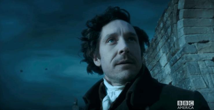 Jonathan Strange in BBC television series