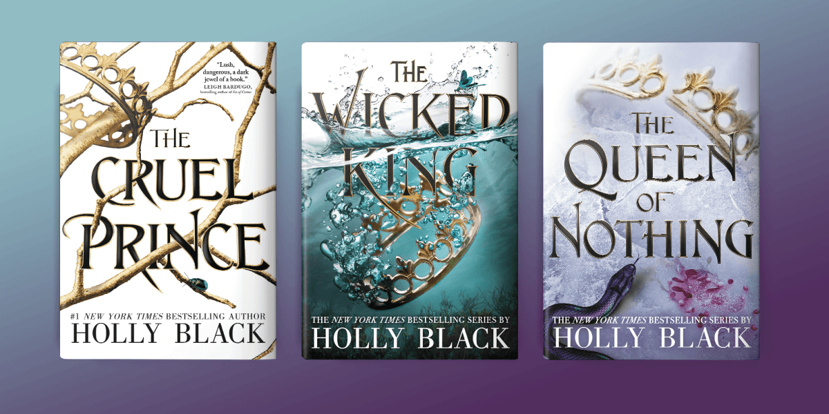Of Cruel Princes and Wicked Kings: Holly Black's The Folk of the ...