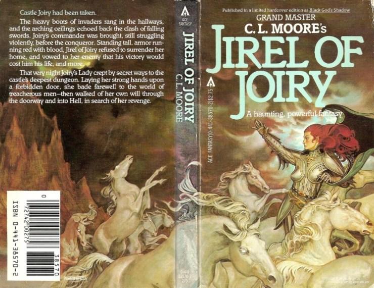 More Sorcery, Less Swordplay: Jirel of Joiry by C. L. Moore