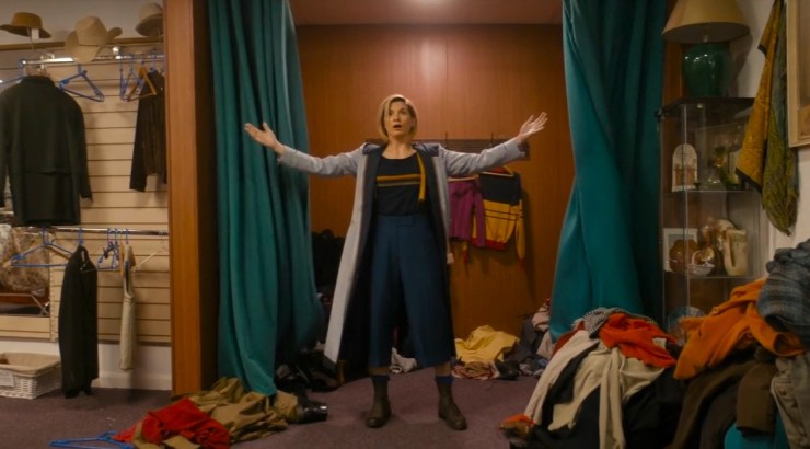 Blog Post Featured Image - Jodie Whittaker Becomes First Doctor to Play The Doctor