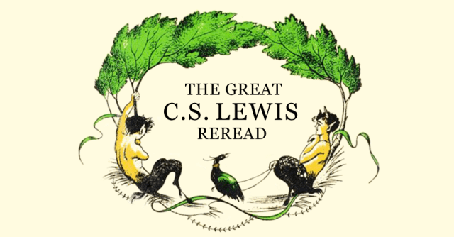 Introducing the Great C.S. Lewis Reread