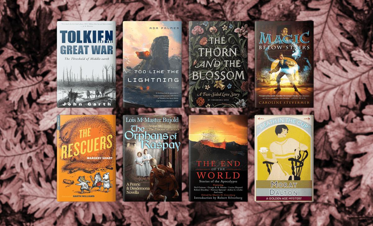 Jo Walton's Reading List: October 2019