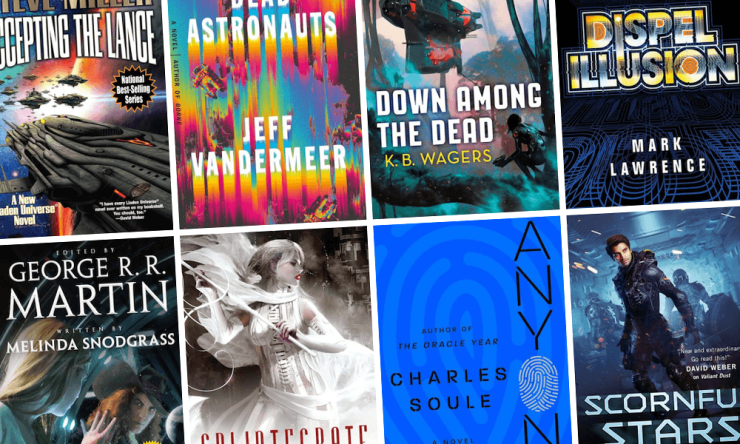All the New Science Fiction Books Coming out in December!