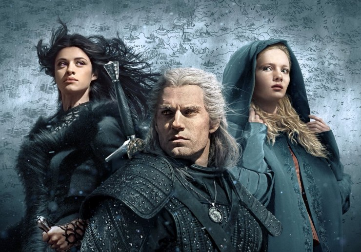 Blog Post Featured Image - Netflix Releases Episode Titles and Descriptions for The Witcher