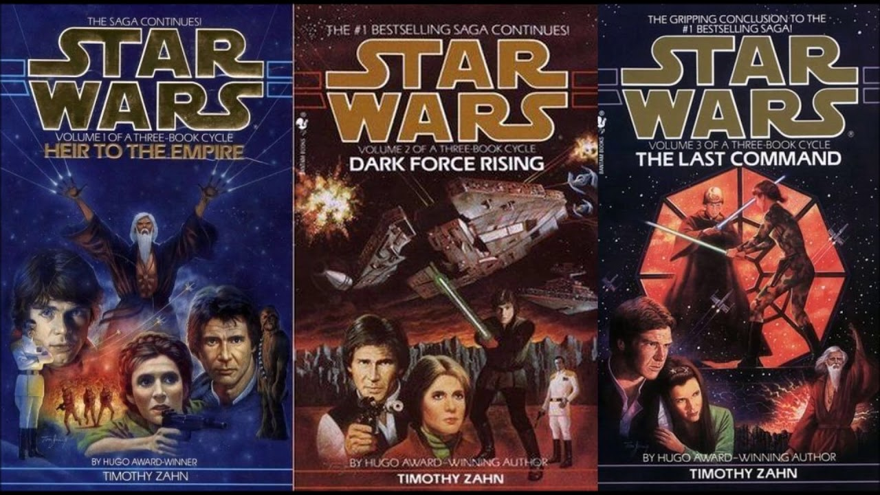 The Empire Just Won't Quit: The Thrawn Trilogy by Timothy Zahn | Tor.com