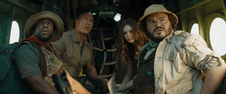 Blog Post Featured Image - Jumanji: The Next Level Is Fun But Ultimately Forgettable