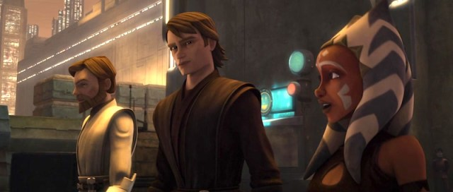 Anakin Skywalker S Story Isn T Complete Without Star Wars The Clone Wars And Rebels Tor Com