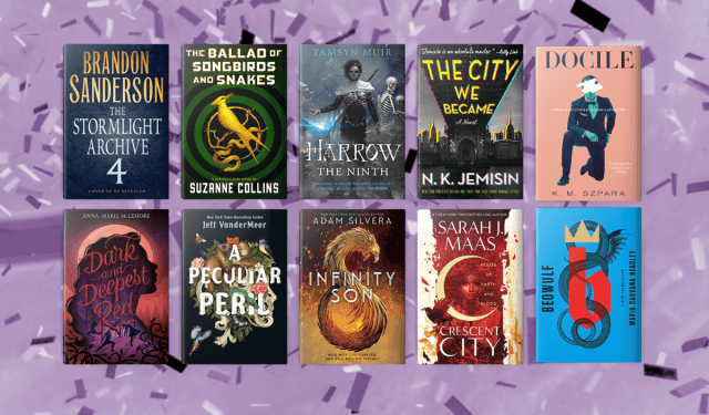 The 25 Most Anticipated Science Fiction & Fantasy Books of 2020