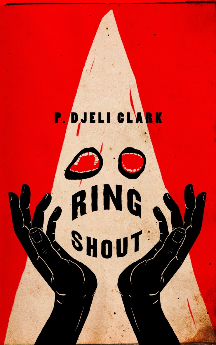 Book cover for Ring Shout by P Djeli Clark
