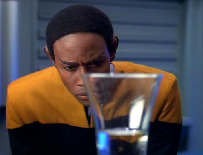 Tuvok (Tim Russ) in Star Trek: Voyager