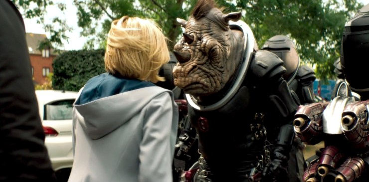 """Blog Post Featured Image - Doctor Who Brings Back Old and New Familiar Faces in """" Fugitive of the Judoon"""""""
