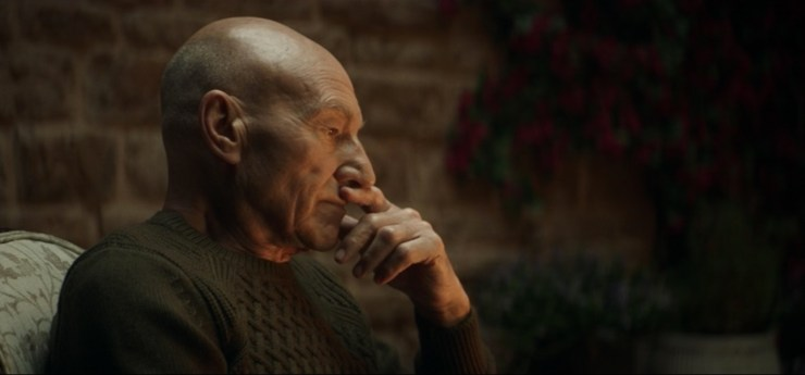 Blog Post Featured Image - Regrets, I've Had a Few — Star Trek: Picard First Season Overview
