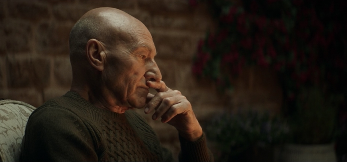 "Star Trek Picard episode 2 ""Maps and Legends"""