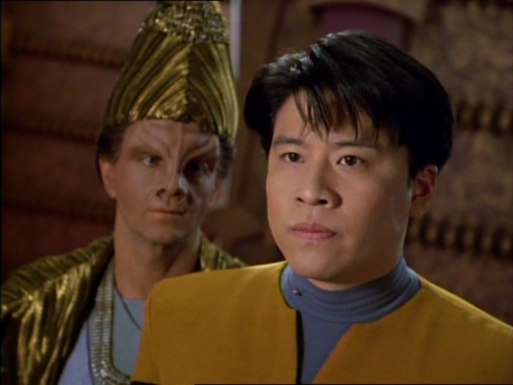 "Blog Post Featured Image - Star Trek: Voyager Rewatch: ""Emanations"""