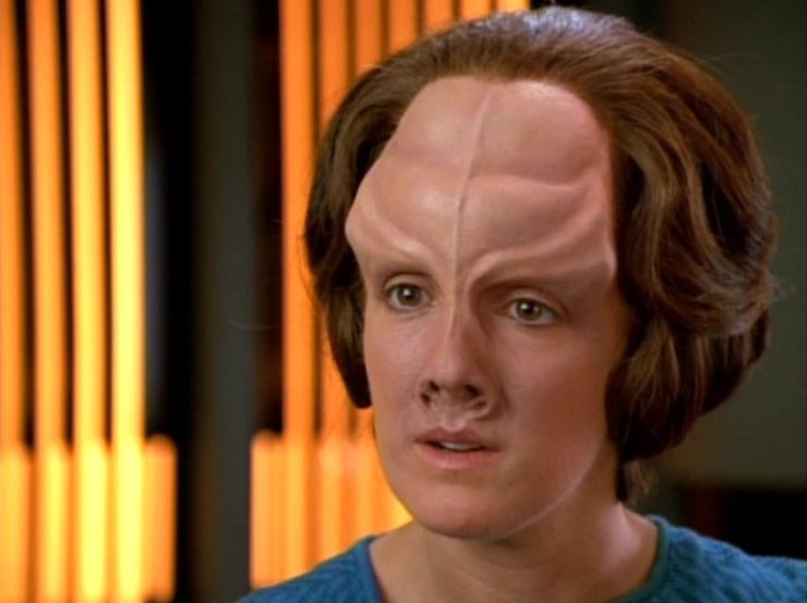 Ptera in Star Trek: Voyager