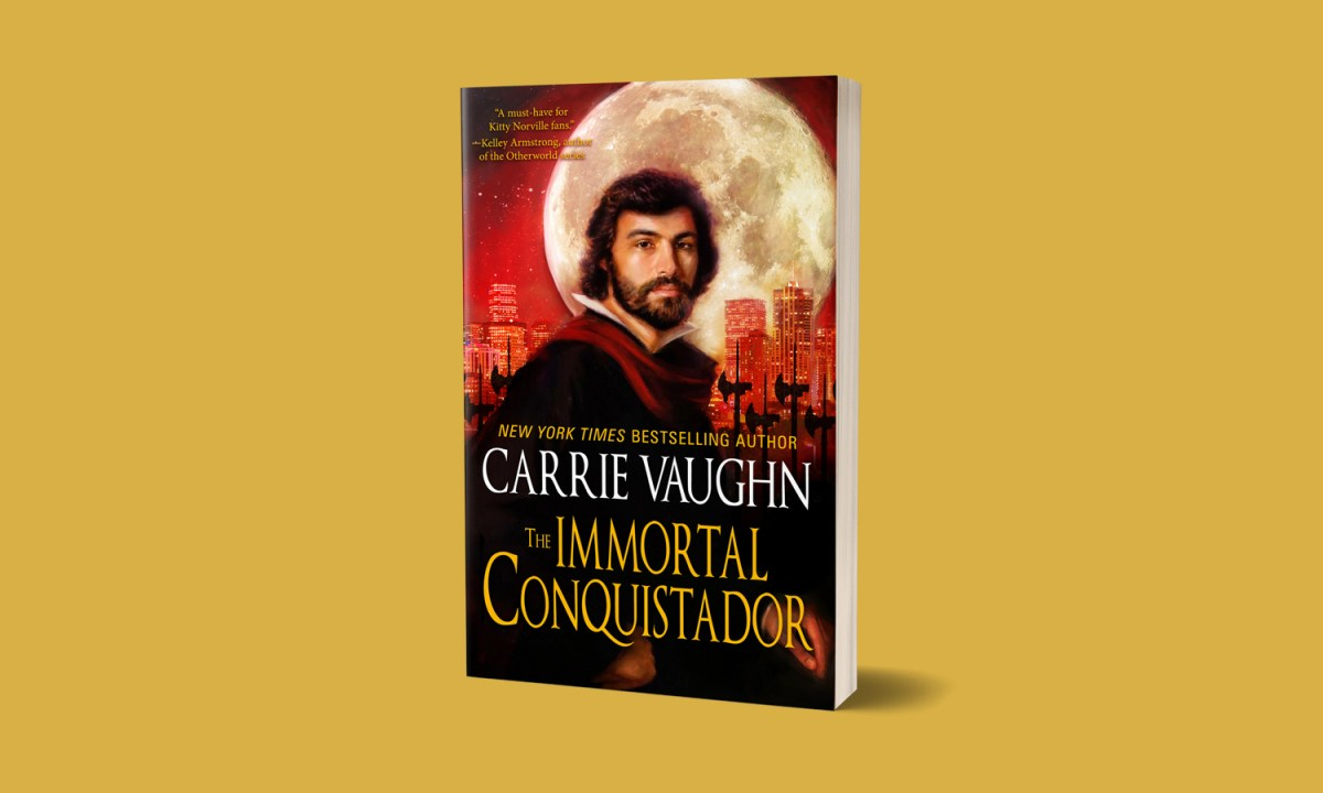 Colonizers Suck in Carrie Vaughn's The Immortal Conquistador