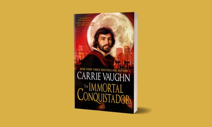 The Immortal Conquistador book cover
