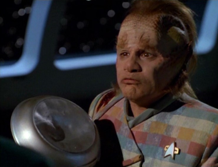 Neelix in Star Trek: Voyager