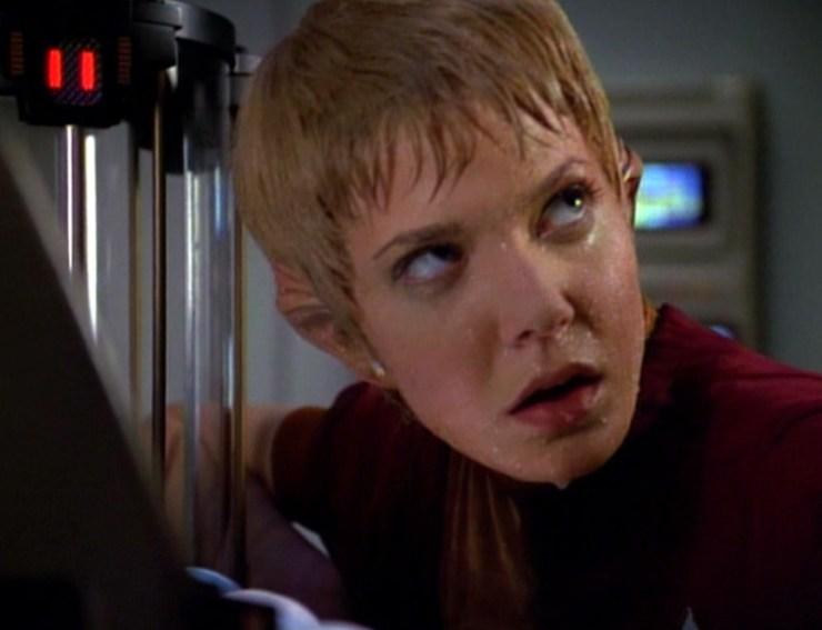 Kes in Star Trek: Voyager
