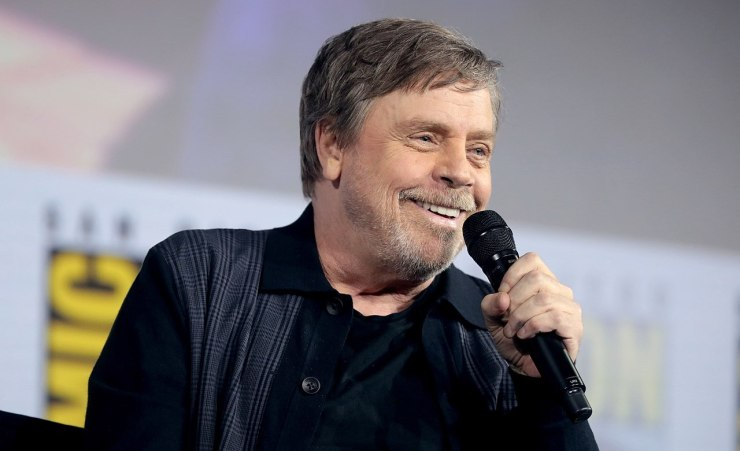 Blog Post Featured Image - Mark Hamill Pens Goodbye Letter to Star Wars