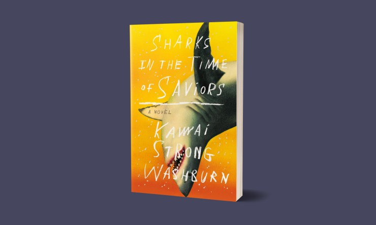 Blog Post Featured Image - The Price of Paradise in Sharks in the Time of Saviors by Kawai Strong Washburn