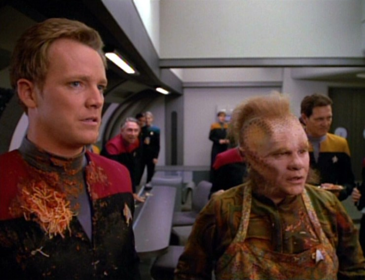 "Blog Post Featured Image - Star Trek: Voyager Rewatch: ""Parturition"""