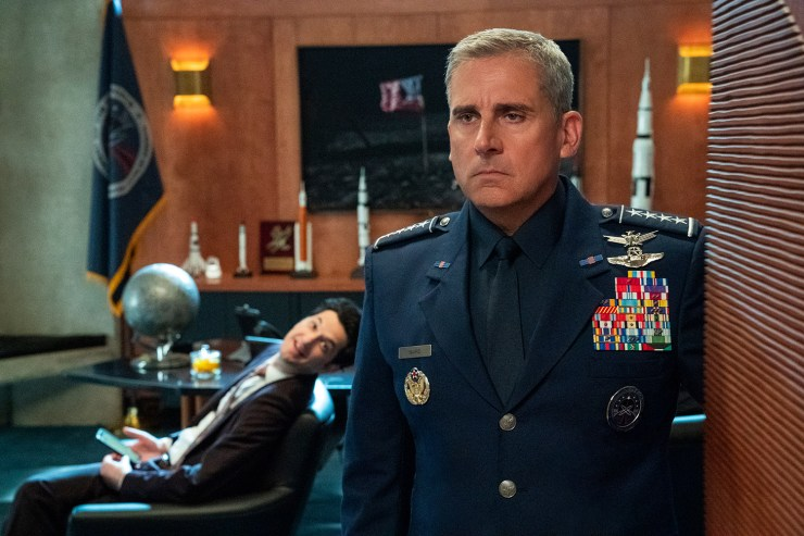 Blog Post Featured Image - Netflix's Space Force Comedy Will Debut On May 29th