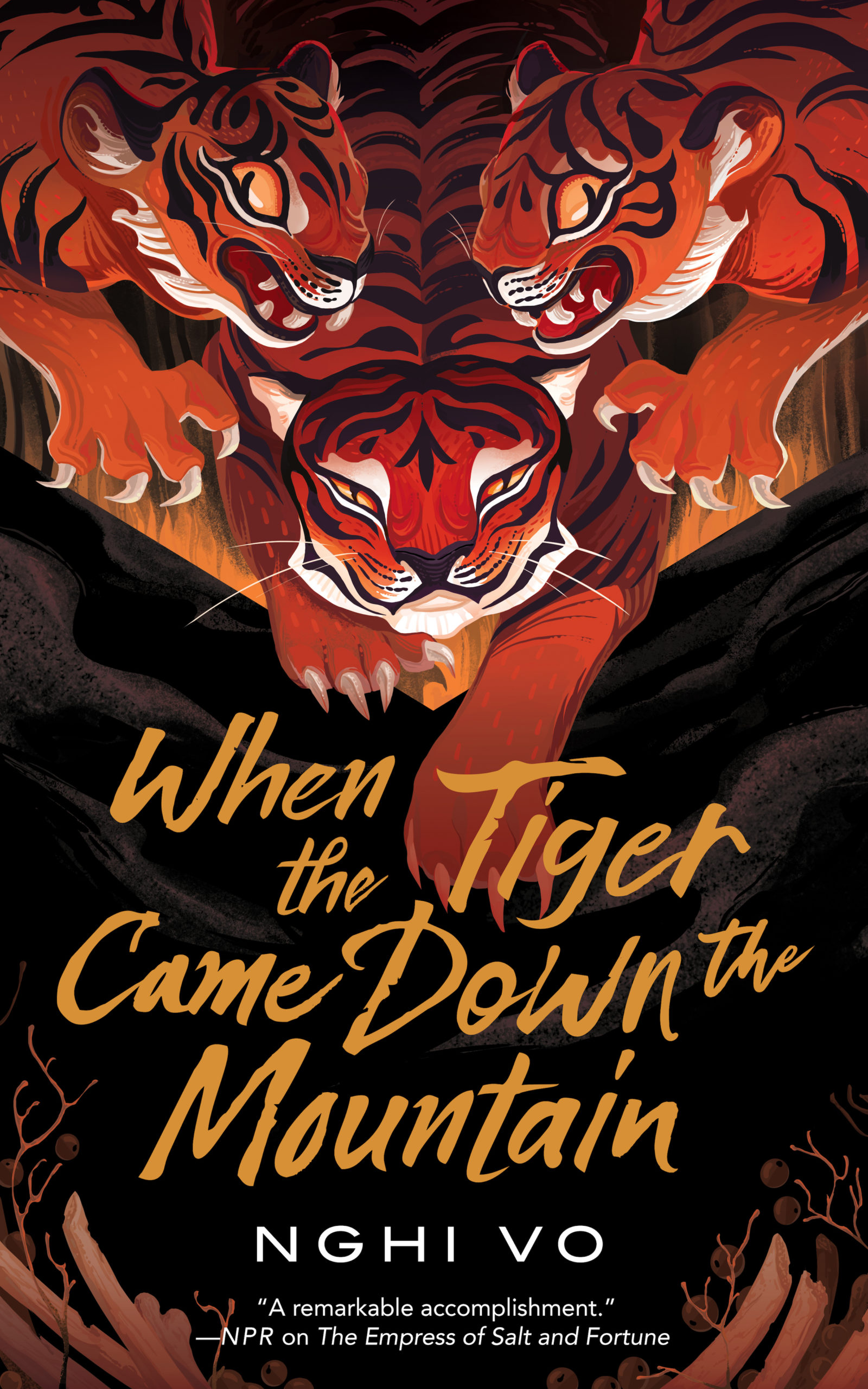 Tiger, Cleric, Scholar, Scout: Revealing Nghi Vo's When the Tiger Came Down the Mountain