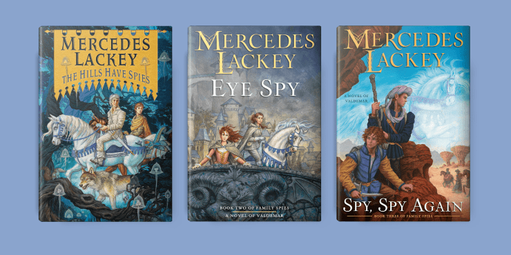 "Blog Post Featured Image - ""That's why it's called fantasy"": An Interview With Mercedes Lackey"