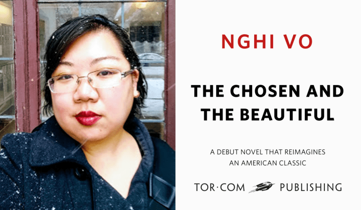 Immigrant, Socialite, Magician: Announcing Nghi Vo's Gatsby-Inspired Novel-Length Debut