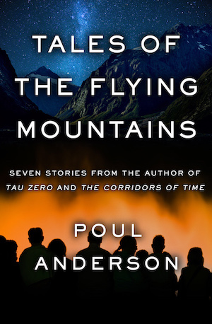 Tales of the Flying Mountains ebook cover