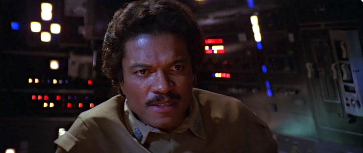 Star Wars, Return of the Jedi, Lando in the Battle of Endor