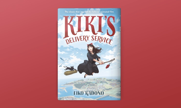 Blog Post Featured Image - The Magic of Translation: Interviewing Kiki's Delivery Service Author Eiko Kadono and Translator Emily Balistrieri