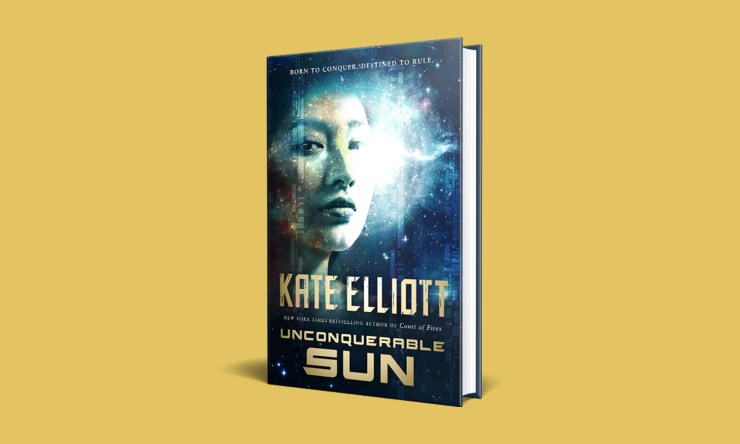 Blog Post Featured Image - Space Opera With the Rhythm of a Thriller: Kate Elliott's Unconquerable Sun