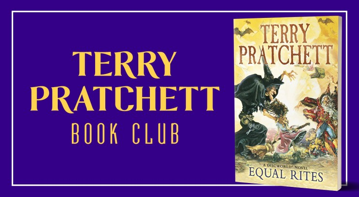 Blog Post Featured Image - Terry Pratchett Book Club: Equal Rites, Part I