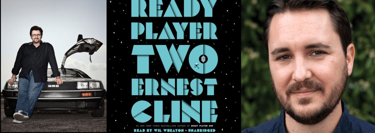 14++ Ready Player Two Book