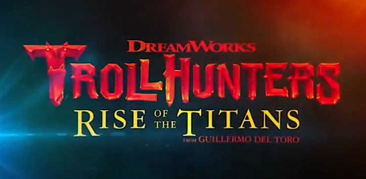 Blog Post Featured Image - Guillermo del Toro's Tales of Arcadia Series Is Getting a Trollhunters Movie