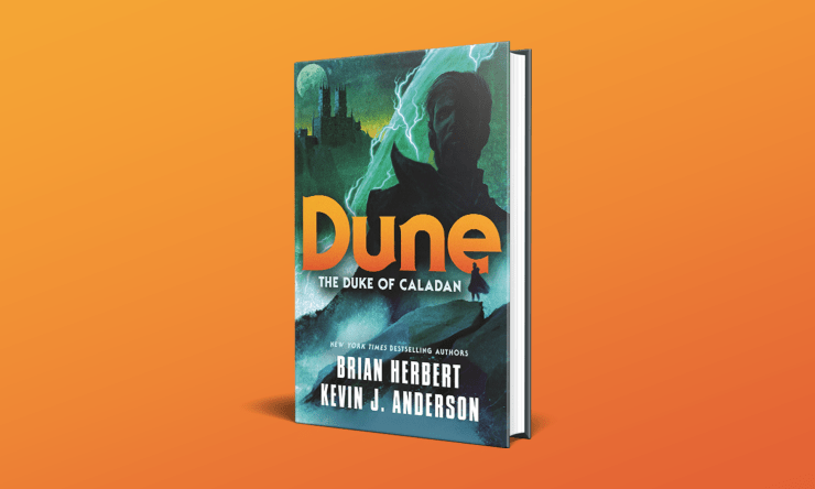 Blog Post Featured Image - Read the First Two Chapters From Dune: The Duke of Caladan