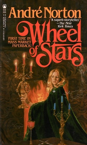 Blog Post Featured Image - Spinning Through Genres in Andre Norton's Wheel of Stars