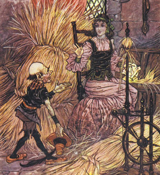 "Five Retellings of ""Rumpelstiltskin"" — A Very Odd Story, Indeed | Tor.com"