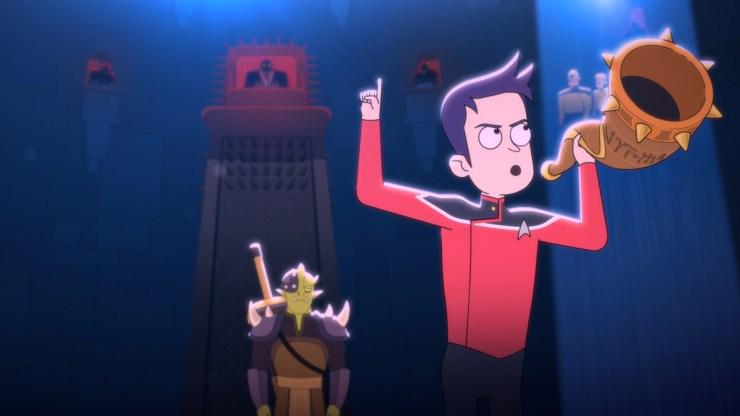 "Star Trek: Lower Decks: ""Veritas"""