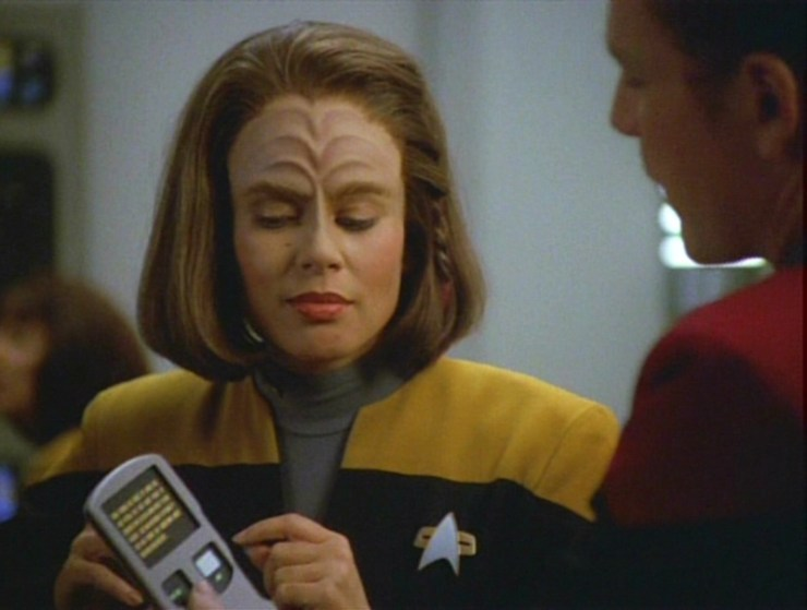 "Star Trek: Voyager ""Real Life"""