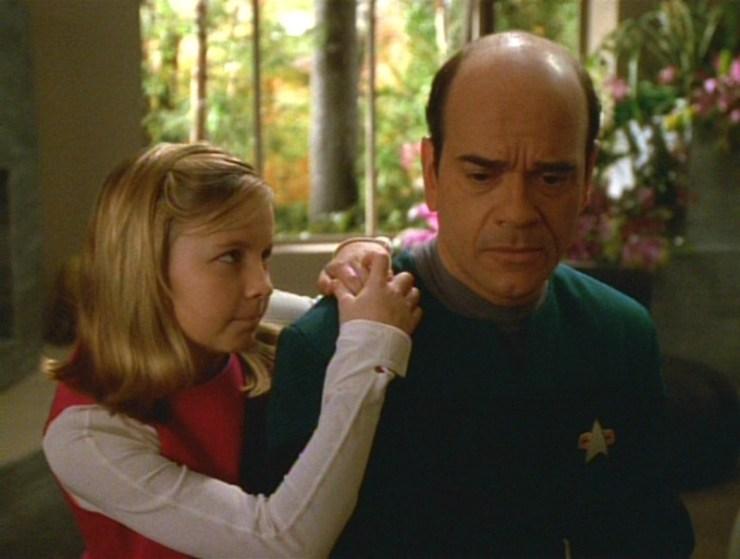 "Star Trek: Voyager ""Real Life"""