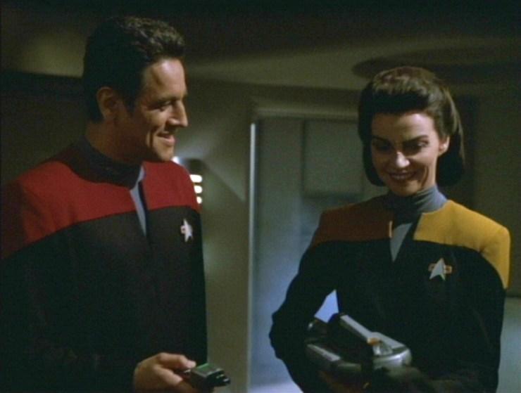 """Star Trek: Voyager """"Worst Case Scenario"""""""