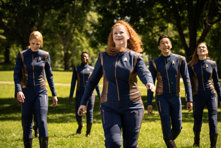 """Star Trek: Discovery """"People of Earth"""""""