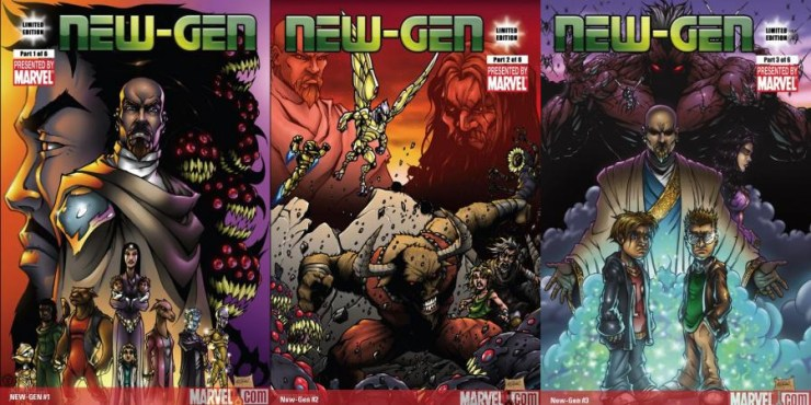 Blog Post Featured Image - Luke Wilson and Lena Headey Will Lend Their Talents to Marvel's New-Gen